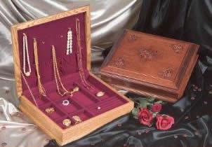 Amish Shaker Jewelry Box