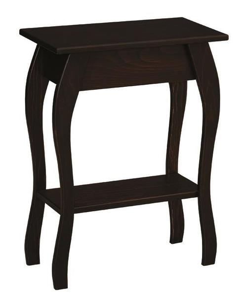 Amish Pine Wood End Table