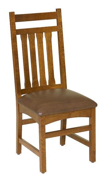 Amish Monterey Mission Dining Chair