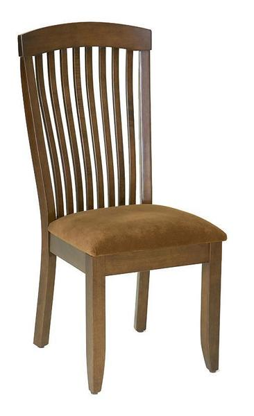 Amish Contemporary Empire Dining Chair
