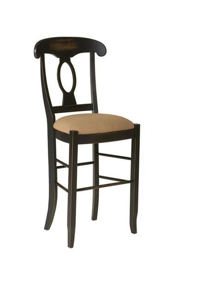 Amish Napoleon French Country Bar Stool