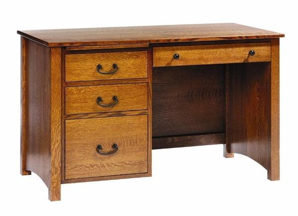 "Amish 48"" Rivertowne Deluxe Desk"