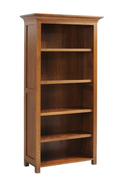 Amish Coventry Mission Bookcase