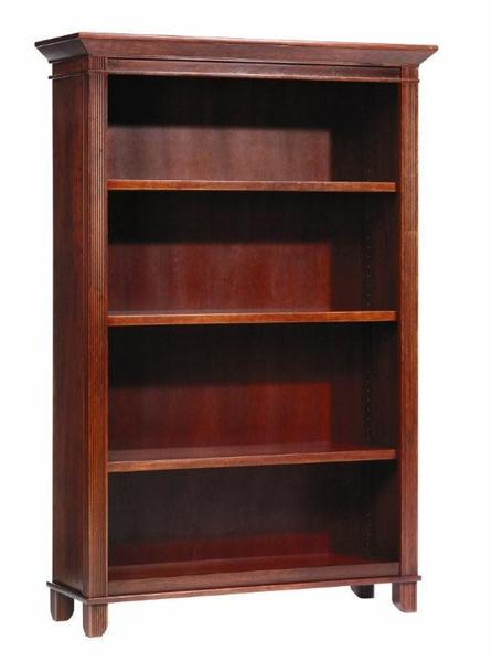 Amish Arlington Executive Bookcase