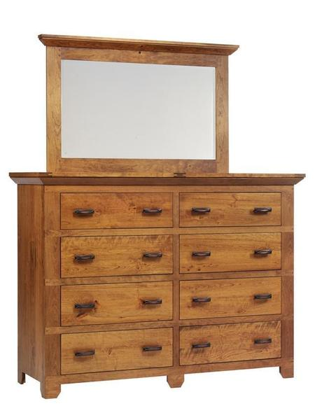 "Amish Redmond Wellington 66"" High Dresser"
