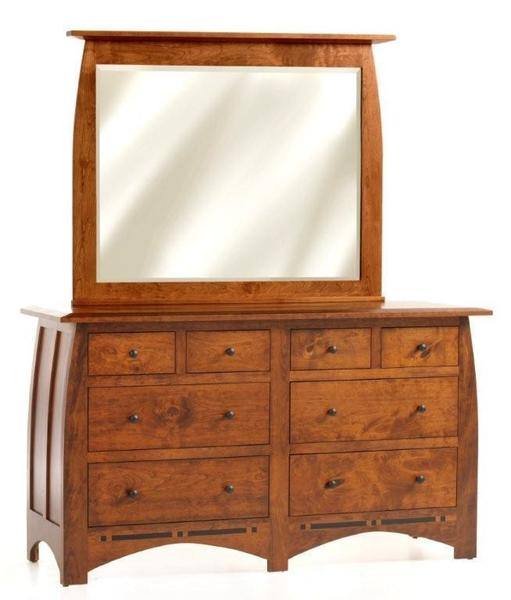 "Amish 66"" Vineyard Dresser"