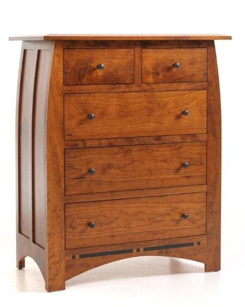 Amish Vineyard Chest of Drawers