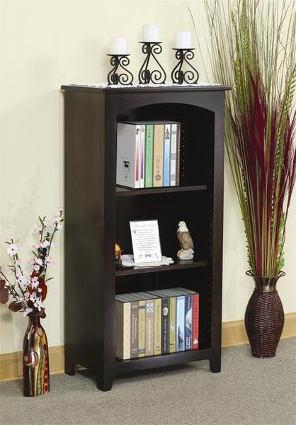 Amish Petite Economy Bookcase - Quick Ship