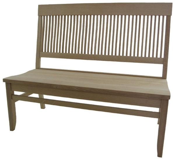 Amish Hearthside Bench