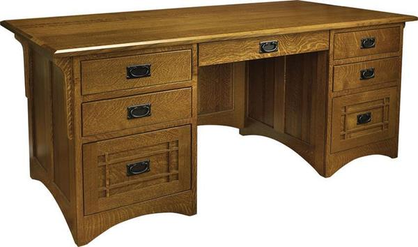 Amish Lincoln Mission Executive Desk