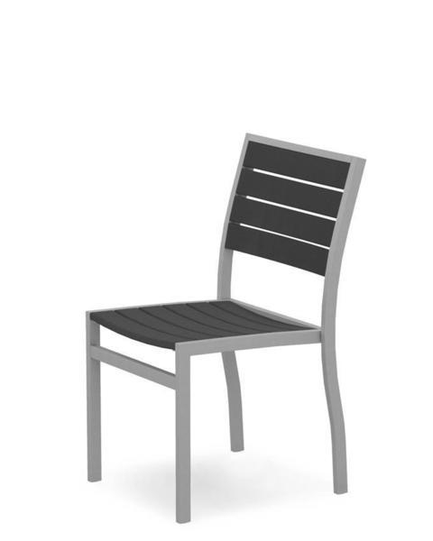 POLYWOOD® Euro Side Chair