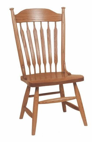 Amish Canadian Dining Room Chair