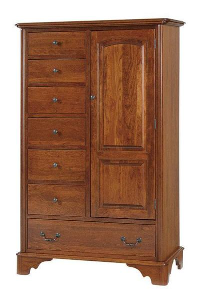 Early American Chest Of Drawers Armoire From Dutchcrafters
