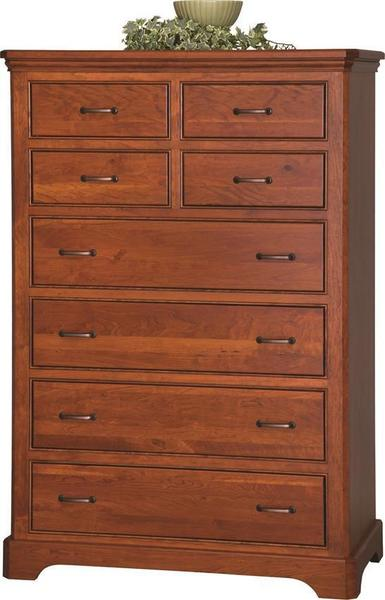 Amish Johnson Chest of Drawers
