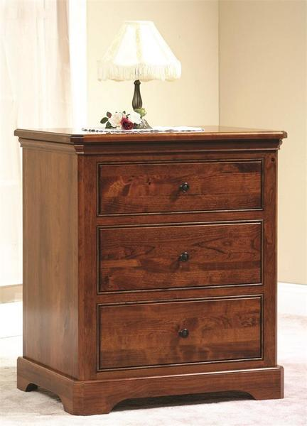 Amish Johnson Night Stand