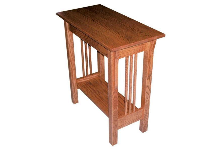 Amish Prairie Mission Console Table