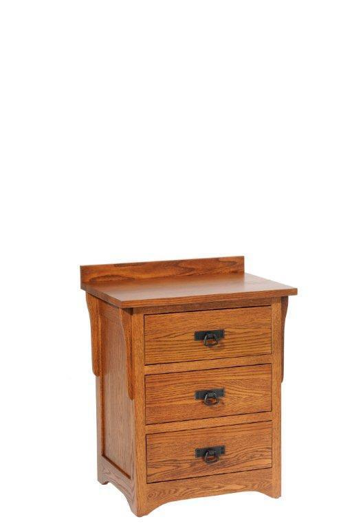 San Juan Mission Night Stand From Dutchcrafters Amish
