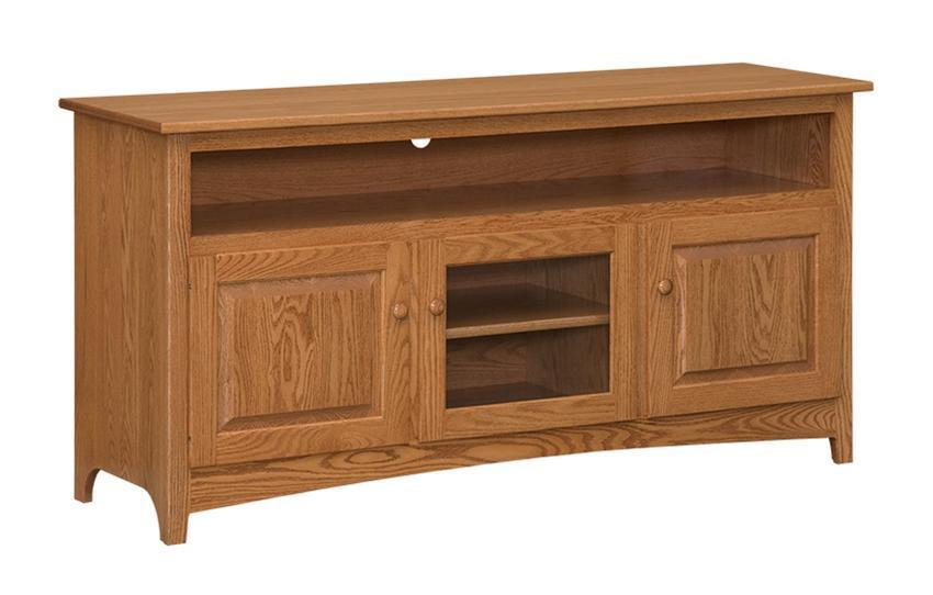 Shaker Amish Made Tv Stands From
