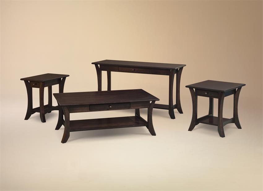 Astounding Amish Alsace Sofa Table Ibusinesslaw Wood Chair Design Ideas Ibusinesslaworg