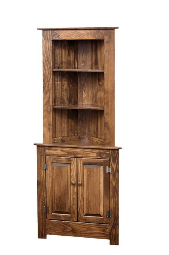 Outdoor Wood Storage Shelf
