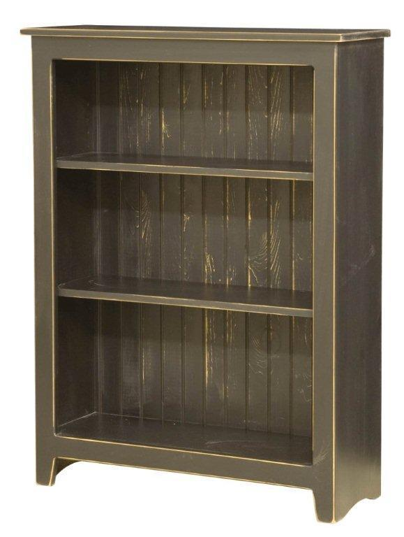48 Quot Pine Bookcase From Dutchcrafters Amish Furniture