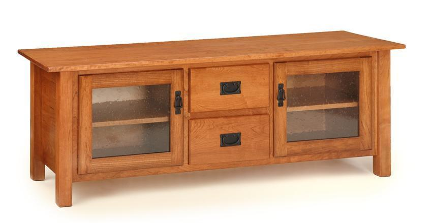 American Mission Plasma Tv Stand From Dutchcrafters Amish