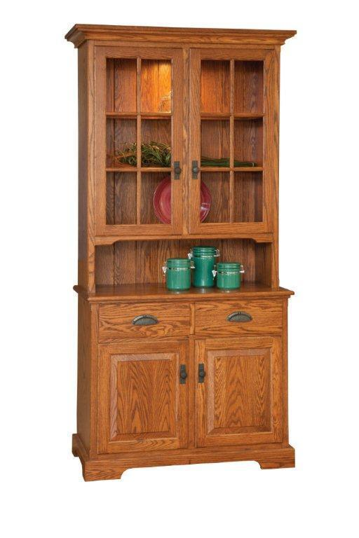 40 Quot China Cabinet From Dutchcrafters Amish Furniture