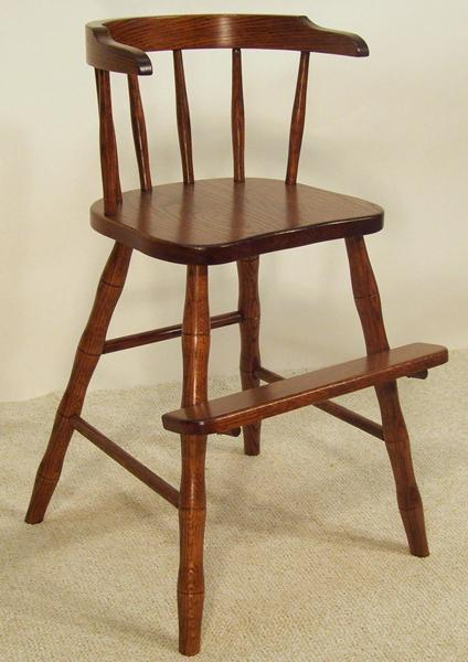 Wraparound Youth Chair From Dutchcrafters Amish Furniture