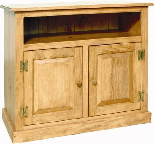 Solid Wood Tv Stand By Dutchcrafters Amish Furniture