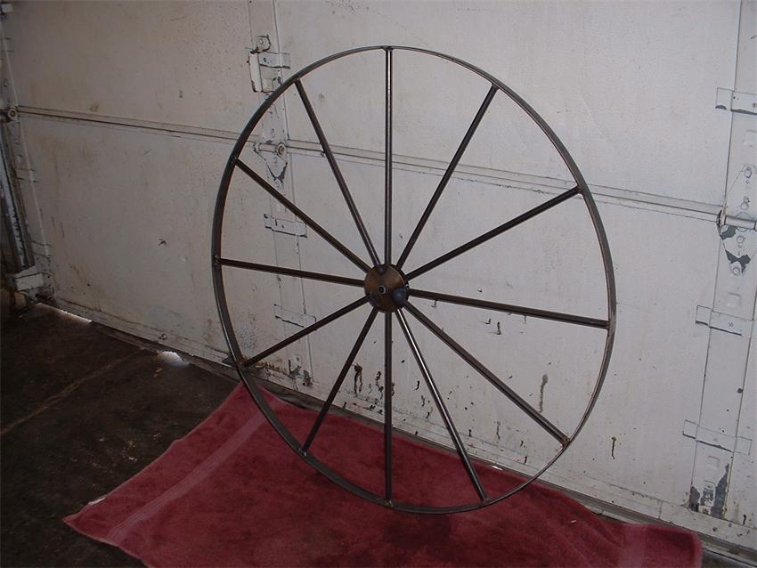 36 Quot Metal Buggy Wheel From Dutchcrafters Amish Store