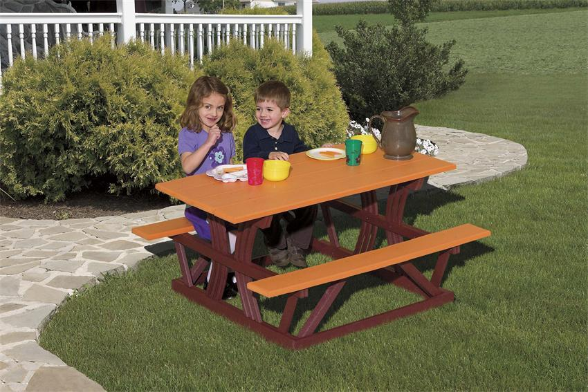 Kid's Outdoor Furniture | Kid's Poly Furniture
