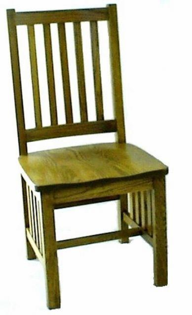 Ohio Low Mission Chair From Dutchcrafters Amish Furniture