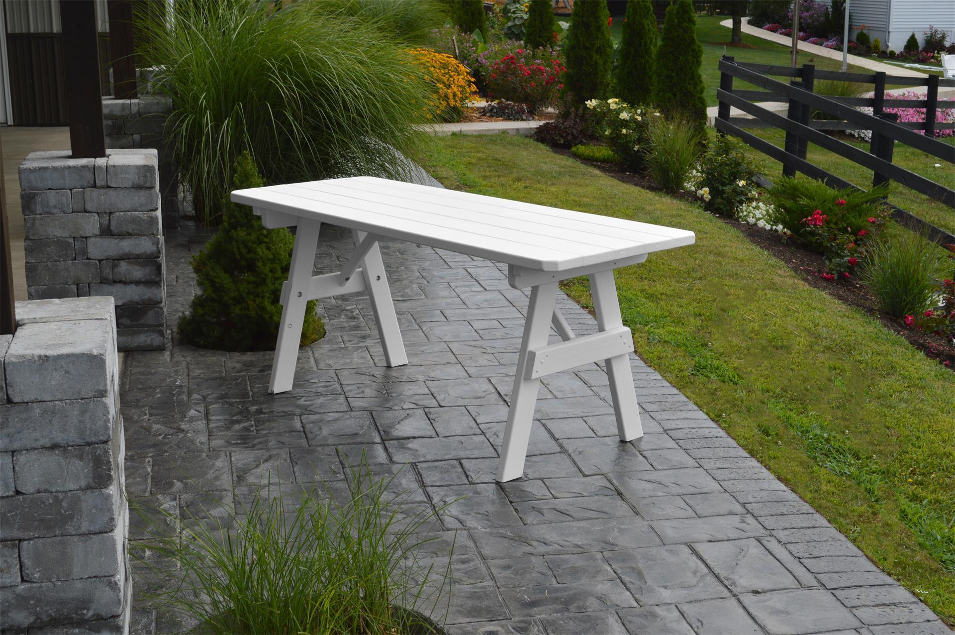 Pine Wood Center Table