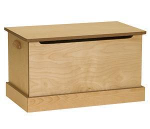 Amish Made Small Toy Box From Dutchcrafters Amish Furniture