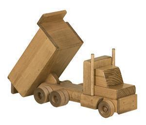 Wooden Cars & Trucks
