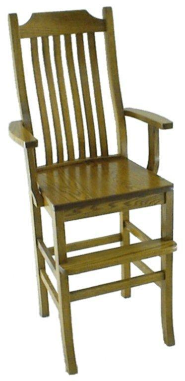 Mission Kids Dining Chair From Dutchcrafters Amish Furniture