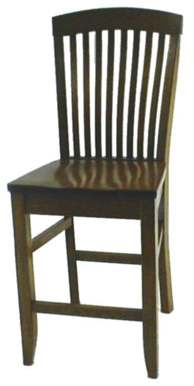 Empire Solid Wood Bar Stool From Dutchcrafters Amish Furniture
