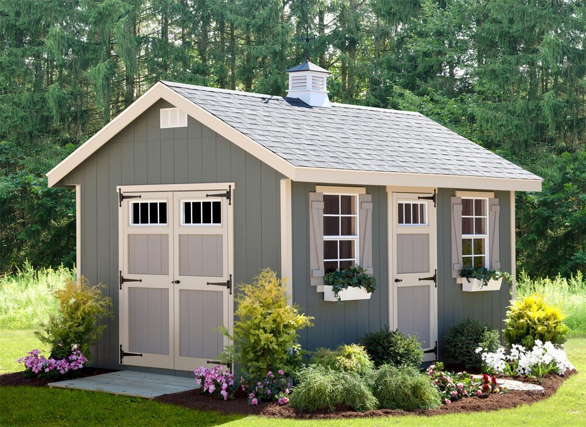 Amish Sheds Amp Barns By Dutchcrafters Amish Furniture