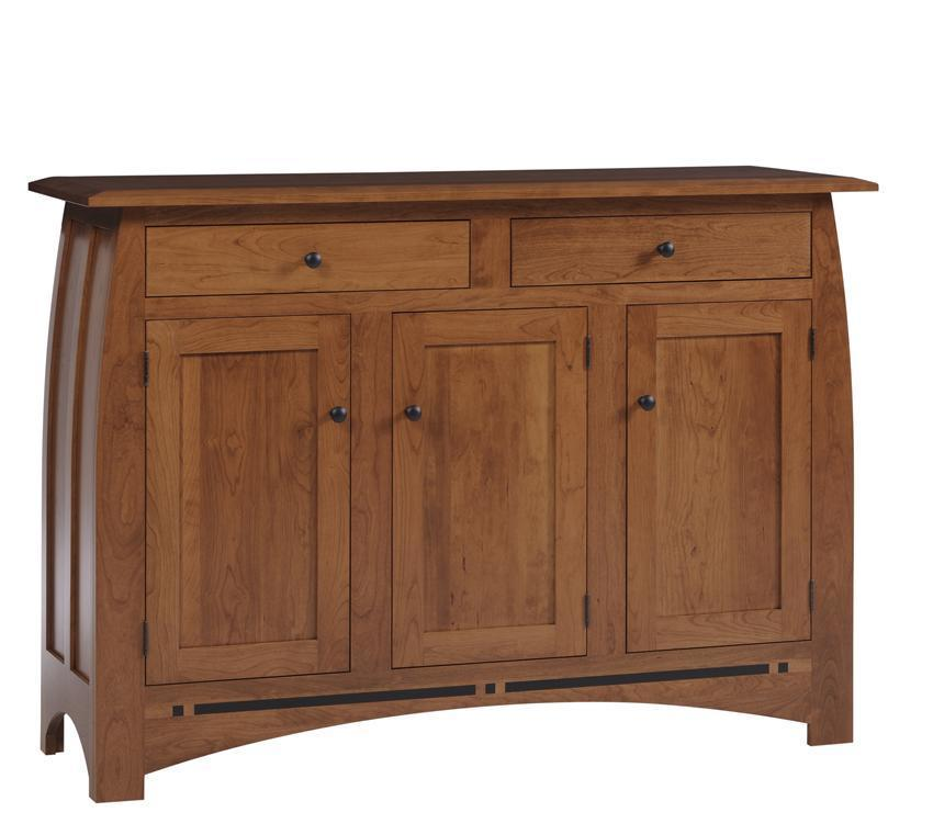 Amish Mission Style Sideboard At Dutchcrafters Amish Furniture