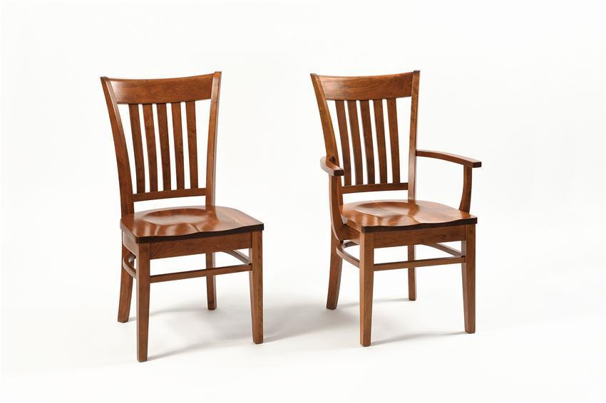 American Made Dining Chair From, American Made Dining Room Chairs