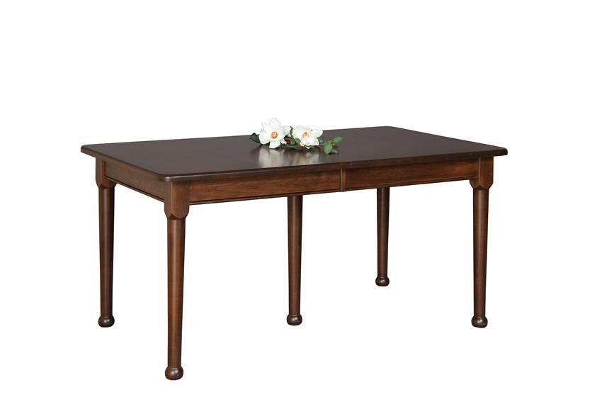 Small Rectangular Farm Table From Dutchcrafters Amish Furniture