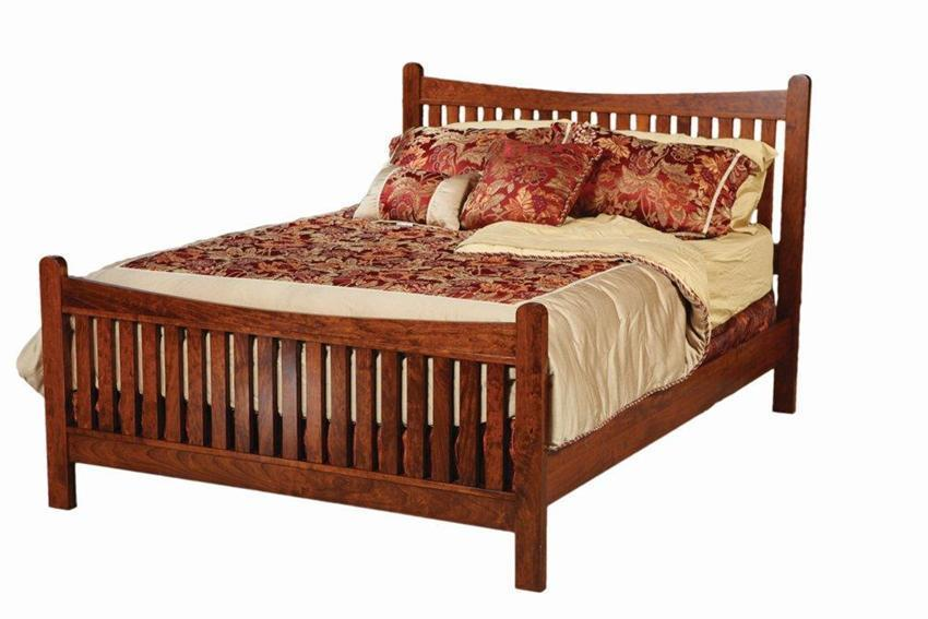 Portland Bed From DutchCrafters Amish Furniture
