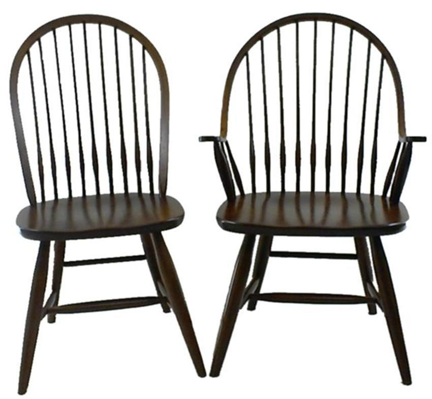 Early American Windsor Chair From Dutchcrafters Amish