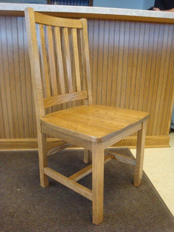 mission schoolhouse chair from dutchcrafters amish furniture