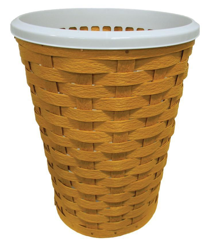 Eco Friendly Large Round Laundry Hamper Basket From