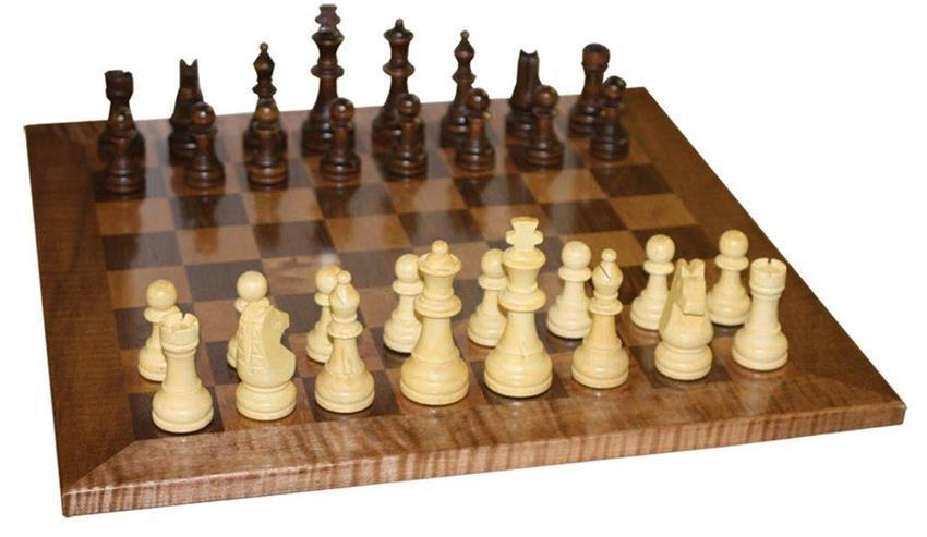 Chess Board Game From Dutchcrafters Amish Furniture