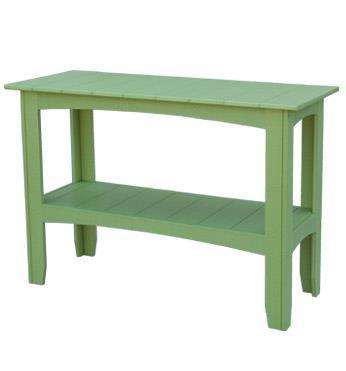 Berlin gardens poly outdoor buffet table from dutchcrafters amish watchthetrailerfo