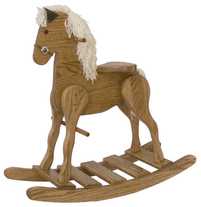 Amish Rocking Horses