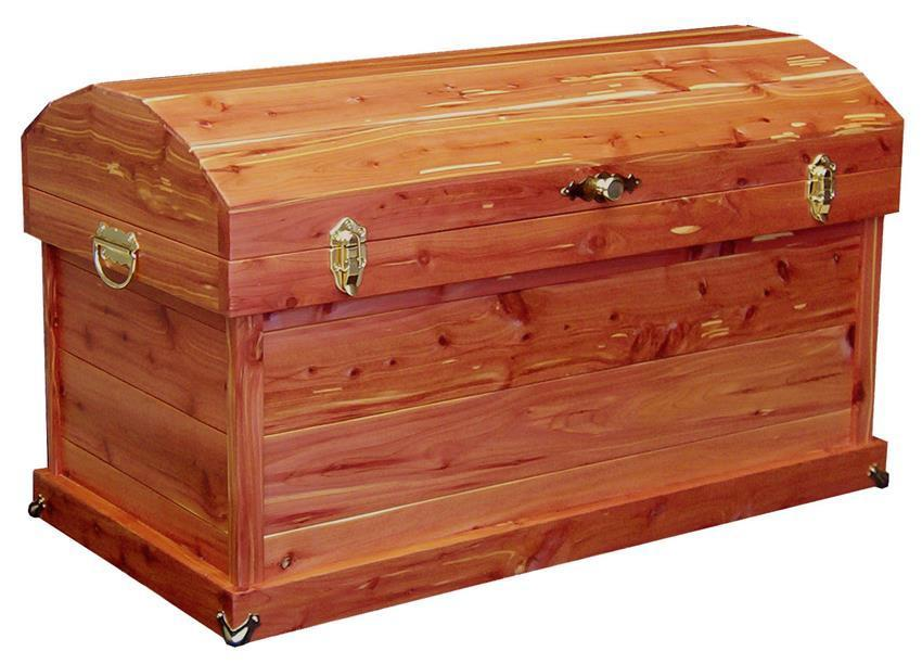 amish round top cedar trunk from dutchcrafters amish furniture