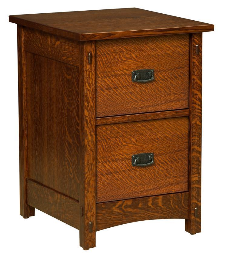 Signature Mission Style File Cabinet From Dutchcrafters Amish